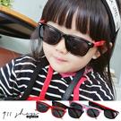 Cicala.軟Q橢圓方框兒童戶外寶寶矽膠UV400偏光太陽眼鏡【f5029】*911 SHOP*