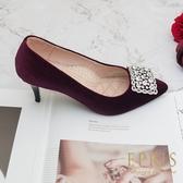 現貨 MIT小中大尺碼尖頭鞋 艾蜜莉 婚紗鞋婚鞋推薦婚鞋品牌推薦 20.5-25.5 EPRIS艾佩絲