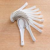 骨瓷小調羹湯勺陶瓷勺子小勺小湯匙小馬戈家用   LannaS