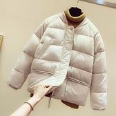 短款羽絨棉衣女韓版寬鬆加厚棉服保暖小棉襖冬季外套潮