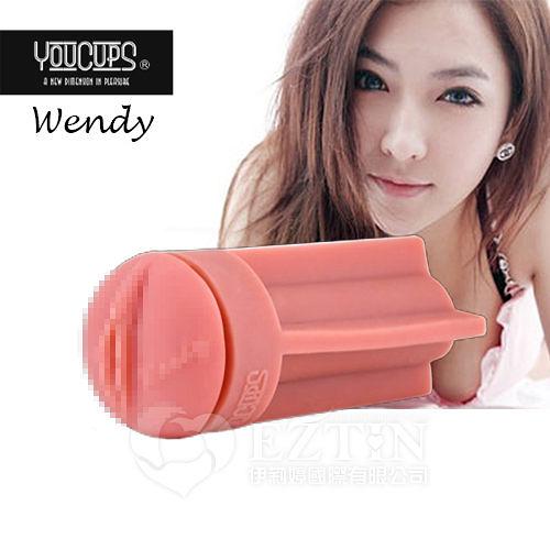 【伊莉婷】英國 YouCups Wendy 自主創意膠條 傳說名器系列之 春水型 (Spring Water)-鏍泡