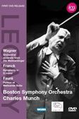 【正版全新DVD清倉 4.5折】Wagner: Orchestral Excerpts; Franck, Faure / Munch/Boston SO [DVD]