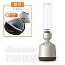 活動買就送記憶頸枕【曜德】SONY LSPX-S2 玻璃共振揚聲器 藍芽無線喇叭LED燈絲