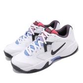 Nike 網球鞋 Wmns Nike Court Lite 2 白 黑 藍 女鞋 運動鞋 【ACS】 AR8838-103