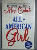 【書寶二手書T6/原文小說_MNR】All American Girl_Cabot