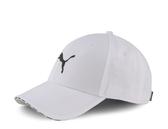 PUMA-Visor白色棒球帽-NO.02282403