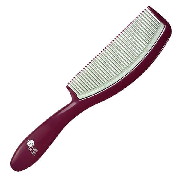 【Hanami】鈦鍺密扁梳 1mm|美髮梳 按摩梳 梳子