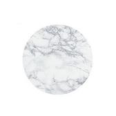 大理石陶瓷吸水杯墊(米/灰)混色