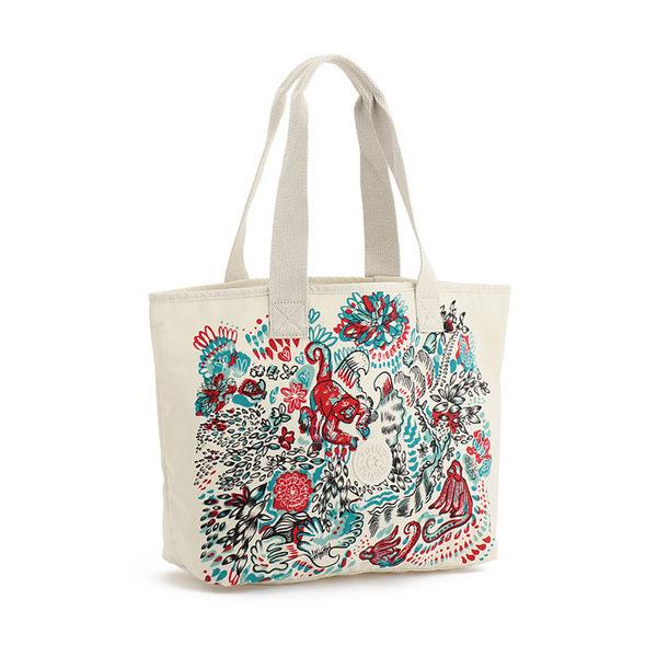 Kipling 新款30周年特別版 肩揹包 尼龍 手提包購物袋-西班牙款