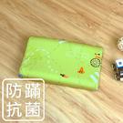 鴻宇 幼童乳膠枕 旅行家綠 防蟎抗菌 美國棉授權品牌 台灣製2022b