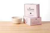 竹纖維 兒童學習餐具 Miniware 麥片碗單入(無吸盤)-牛奶麥片