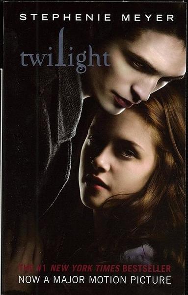 (二手書)Twilight Saga, Book 1: Twilight (Media Tie-In)