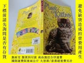 二手書博民逛書店Magic罕見Kitten:Seaside Mystery 神奇小貓:海邊之謎Y200392