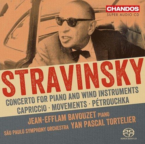【停看聽音響唱片】【SACD】史特拉文斯基:鋼琴與管弦樂團作品