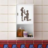 衛生間用品用具收納架吸盤浴室置物架墻櫃子壁掛儲物櫃吊櫃免打孔WY【父親節鉅惠85折】