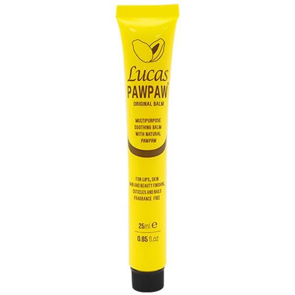 英國 Lucas Papaw 木瓜霜(25ml)【小三美日】護唇膏/護手霜/屁屁霜