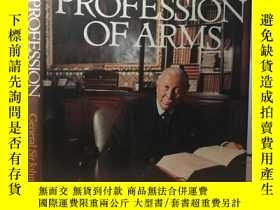 二手書博民逛書店1983年初版罕見THE PROFESSION OF ARMS