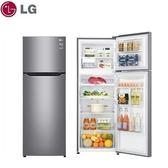 汰舊退稅補助最高5千元【LG樂金】315L 雙門直驅變頻電冰箱《GN-L397SV》精緻銀 壓縮機十年保固