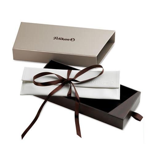 Pelikan百利金M 600-黑桿14k鋼筆