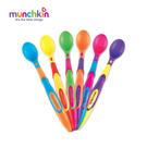 【Munchkin】安全彩色湯匙6入...