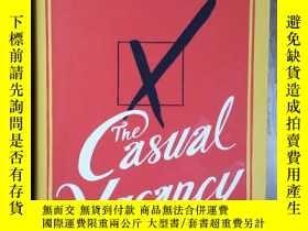 二手書博民逛書店the罕見casual vacancy(偶發空缺.哈利波特作者J