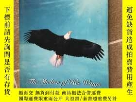 二手書博民逛書店英文詩集the罕見shelter of his wings fr