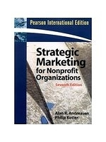 二手書博民逛書店 《Strategic Marketing for Non-Profit Organizations》 R2Y ISBN:0132345544│Kotler