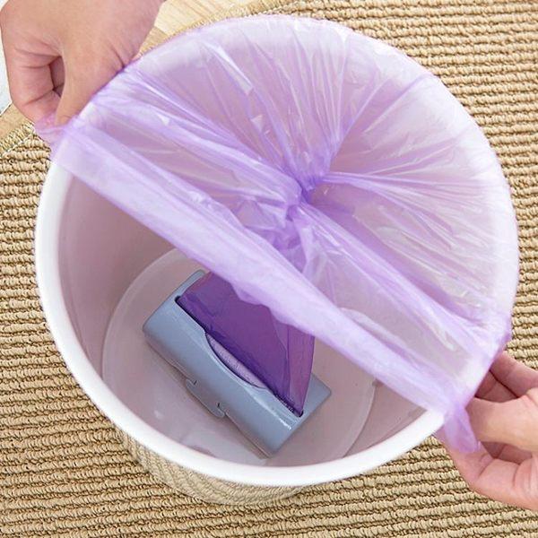 [超豐國際]垃圾袋收納盒壁掛式儲物盒廚房用品迷你小盒子塑料袋抽取盒