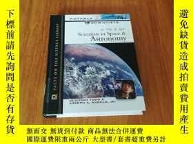二手書博民逛書店A罕見TO Z OF SCIENTISTS IN SPACE A