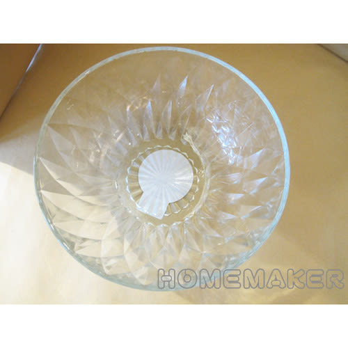 玻璃沙拉碗 22.5吋_G-ZRS215