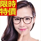 眼鏡框百搭明星款-時尚簡約超輕無負擔女鏡架4色64ah9【巴黎精品】
