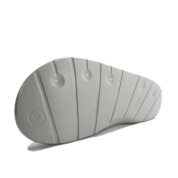 Adidas Duramo Slide [B44298] 男女 運動 涼鞋 拖鞋 休閒 舒適 輕量 愛迪達 灰銀