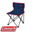 【Coleman 美國 吸震摺椅《海軍藍》】CM-26851/摺疊椅/收納椅/露營椅