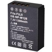 Kamera Fujifilm NP-W126 高品質鋰電池 X-E1 X-E2 X-E2S X-M1 X-A1 X-A2 X-A3 X-T1 X-T2 X-T10 保固1年 W126 W126S