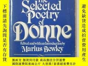 二手書博民逛書店多恩詩選(the罕見selected poetry of don