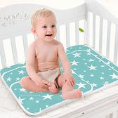 舒適棉感吸水寶寶床墊防水墊 100x150cm  寶寶尿墊 護理墊