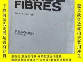 二手書博民逛書店MAN-MADE罕見FIBRESY201150 R.W.MONC