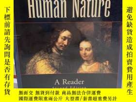 二手書博民逛書店The罕見Study of Human Nature: A Reader. Second EditionY19
