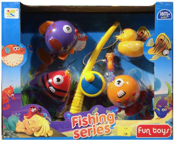 簡易小釣魚組 TOYeGO 玩具e哥