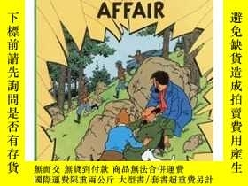 二手書博民逛書店THE罕見CALCULUS AFFAIR:The Adventure of TinTinY22758 Herg