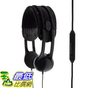 [104美國直購] Icon Soft Mic d / dB Over B0041FID36 耳機 in Black Sheep by SkullCandy $871