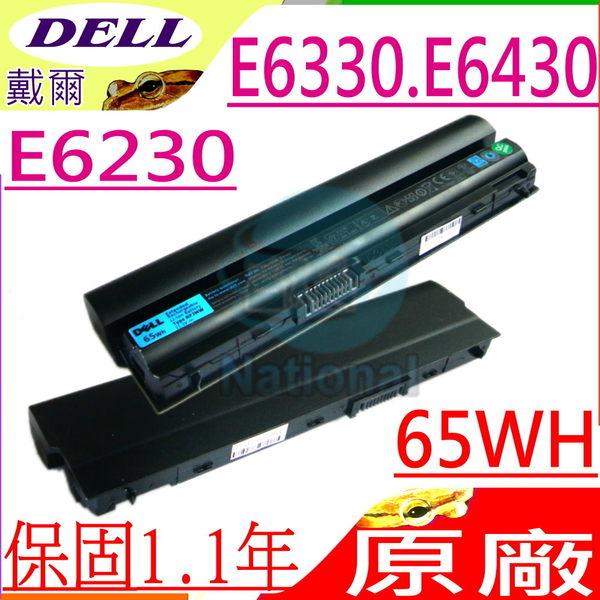 DELL 電池(原廠)-戴爾 電池- LATITUDE E6230,E6330,E6430,E6430S,JN0C3,K4CP5,K94X6,KFHT8,K2R82,Y40R5