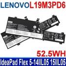 LENOVO L19M3PD6 . 電池 SB10X49076 SB10X49078 L19C3PD6 IdeaPad Flex 5-14ARE05 Flex 5-14ALC05 Flex 5-14IIL05 Flex 5-15IIL05 系列