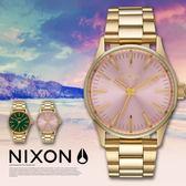 【人文行旅】NIXON | A450-2360 THE SENTRY 38 SS