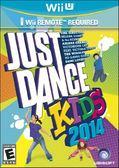 WiiU Just Dance Kids 2014 舞力全開 兒童版 2014(美版代購)