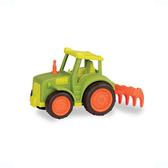 【美國 B.Toys 感統玩具】 牛脾氣犁田車 VE1019Z