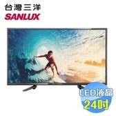 台灣三洋 SANLUX 24吋LED液晶顯示器 SMT-24MA1