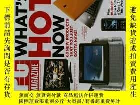 二手書博民逛書店PC罕見Magazine 2006年10月3日 英文個人電腦雜誌 可用樣板間道具雜誌Y14610