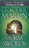 (二手書)A Storm of Swords (A Song of Ice and Fire, Book 3)