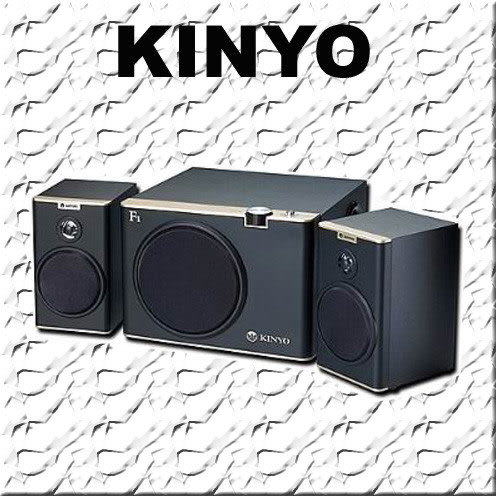 《 3C批發王 》KINYO KY-9910 重低音2.1聲道簡鍊黑喇叭 木質音箱 全防磁設計 可調式的低音旋鈕